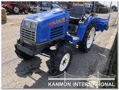 UsedJapaneseTractors.jp : ISEKI SIAL 5 4WD Tractors, Japanese, Vehicles, Japanese Language, Car, Vehicle, Tools
