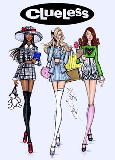 Clueless 18th Anniversary by Hayden Williams