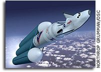 spacecraft space shuttle to replace - photo #4