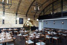 Beagle Restaurant by Fabled Studio & C-O Workshop