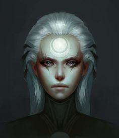 Image result for blind character art