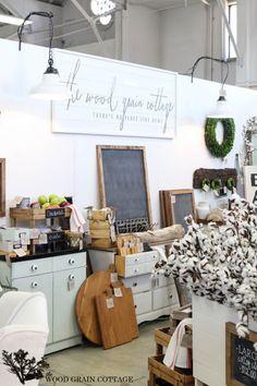 Utah Vintage Whites Market Recap - The Wood Grain Cottage