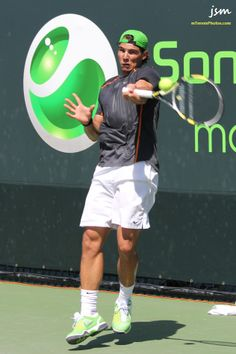 Rafael Nadal - Sony Ericsson Open 2011