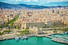 Barcelona Tours for Muslim Travelers | Halal Tourism Specialists www.safarsalamatours.com #barcelona #tourism #spain #unesco