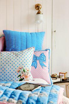 Pillows from Lisbeth Dahl