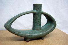 Mid Century Modernist Ikebana Vase Japan | eBay. Gorgeous.