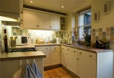New Kitchen in a Country Cottage style