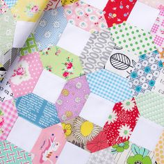 Red Pepper Quilts: Kansas Dugout Quilt Block - Tutorial and Templates