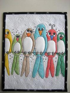 Birdie quilt