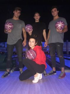 Bowling with Dolan twins and James Charles Photos Bff, Friend Photos, Friend Pictures, Bff Goals, Best Friend Goals, Squad Goals, Ethan Dolan, Grayson Dolan, Emma James