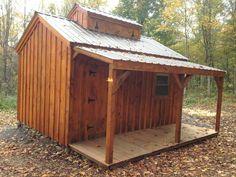 sugar shack design   Build this tiny house  Sugar House plans          x      Sugar Shack  Optional overhang   working  vented  cupola