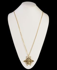 Yochi Insect Necklace
