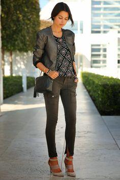 VivaLuxury - Fashion Blog by Annabelle Fleur: KINDA CASUAL