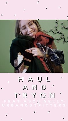 COLLECTIVE HAUL + TRY ON: http://youtu.be/IPBZ25ETPPg?a <3 I just uploaded my very first haul on YouTube which also includes try ons. I got a lot of super nice things from ASOS, Urban Outfitters, Nelly.com, etc. Just in time for the Black Friday sales, so check it out for some inspiration - almost all items are still available <3