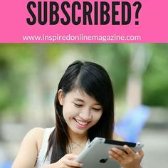 Online wellness magazine