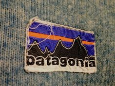 huge fan of patagonia's branding and label design.