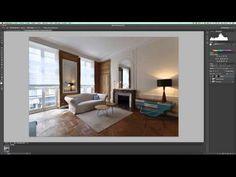 tutoriel -blending - photoshop - photo d'intérieur - 2 raws - YouTube Formation Photo, Technique Photo, Photoshop Photos, Decoration, Oversized Mirror, Apps, Youtube, Furniture, Home Decor