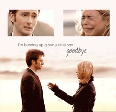 Image shared by Jung Ada Bieber. Find images and videos about miss, doctor who and goodbye on We Heart It - the app to get lost in what you love. Geronimo, Doctor Who Quotes, 10th Doctor, Nerd Love, Rose Tyler, Don't Blink, 19 Days, Torchwood, David Tennant