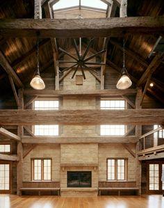 Brown Road Dutch Barn - Heritage Restorations