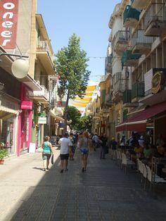 Ledra Street, Nicosia Nicosia Cyprus, Cities, Street View, Travel, Cyprus, Viajes, Destinations, Traveling, Trips