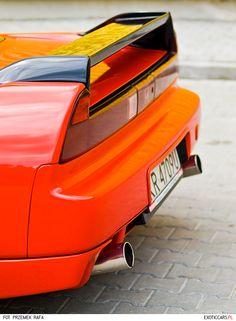 Japanese legend - Honda NSX: http://exoticcars.pl/testy/honda-nsx/