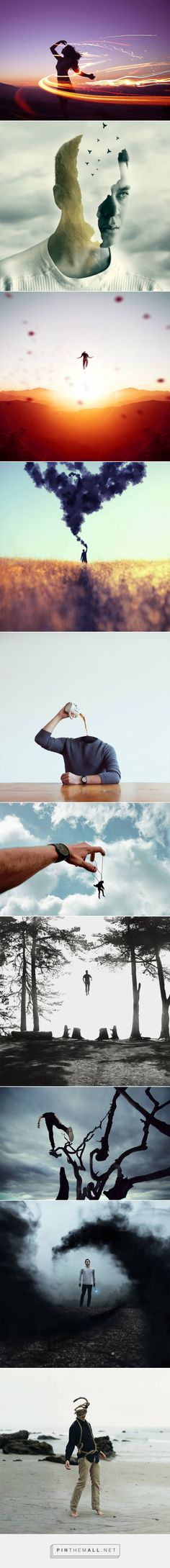 Conceptual Photography by Chris Rivera | Inspiration Grid | Design Inspiration - created via http://pinthemall.net
