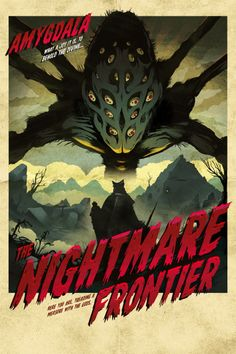 Amygdala - The Nightmare Frontier