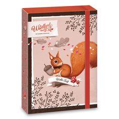 Woodland Magic füzetbox A/5 Hello Autumn, Woodland, Magic, Holiday Decor, Fall, Home Decor, Autumn, Decoration Home, Fall Season