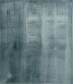 Grau  Grey  2003  82 cm x 72 cm  Oil on canvas  Catalogue Raisonné: 883-5