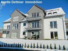 VERMIETET! Komfortable 2-Zimmer-Wohnung im Zentrum - Erstbezug! Weitere Informationen und Angebote unter: www.dettmer-immobilien.de
