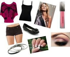 """""""Butterfly"""" by aimy21 on Polyvore"""