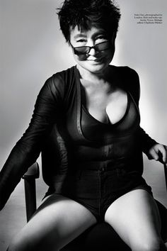 Yoko Ono - July 2012