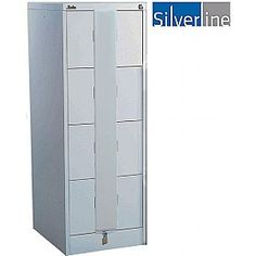 bringing secure solutions to the workplace. Proven in the market for value and design and FIRA certified. Free UK mainland delivery on Silverline Secure Midi Filing Cabinets. Tall Cabinet Storage, Locker Storage, Hr Jobs, Filing Cabinets, Metal, Furniture, Design, Home Decor, Decoration Home