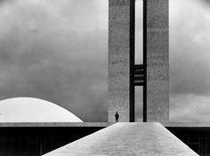 Oscar Niemeyer, Brasilia
