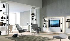 Amrein Wohnen - the furniture store for designer furniture, furnishings, lamps and interior design in Kriens Lucerne - interlübke