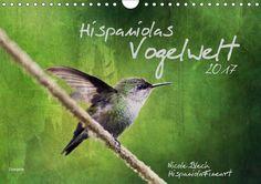Hispanolas Vogelwelt - CALVENDO