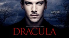 Johnathan Rhys Meyers as Dracula! New television series!