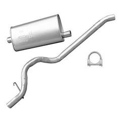 Cool Jeep 2017: 1995 JEEP CHEROKEE (XJ) Omix-Ada Muffler and Tailpipe: Muffler and Tailpipe Fits... Automobile Parts and Accessories Check more at http://carboard.pro/Cars-Gallery/2017/jeep-2017-1995-jeep-cherokee-xj-omix-ada-muffler-and-tailpipe-muffler-and-tailpipe-fits-automobile-parts-and-accessories/