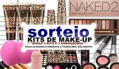 Ponto K   Karla Diniz: #SORTEIO Kit de Make-Up (3 GANHADORAS!)
