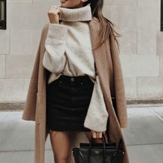 Casual Fall Outfits, Fall Winter Outfits, Autumn Winter Fashion, Winter Style, Winter Clothes, Casual Summer, Spring Style, Plad Outfits, Dress Casual