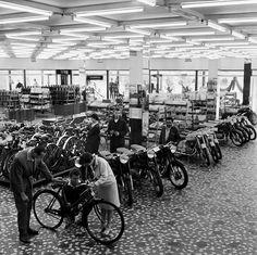 factory Old Motorcycles, Old Bikes, Eastern Europe, Biking, Farms, Motorbikes, Harley Davidson, Wheels, Iron