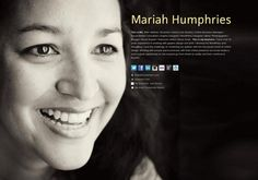 This is me.  http://about.me/MariahHumphries