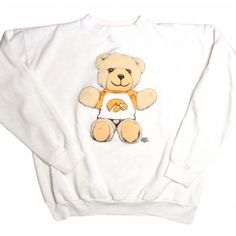 Vintage Clothing, Vintage Outfits, Hug, Packaging, Bear, Sweatshirts, Sweaters, How To Wear, Clothes