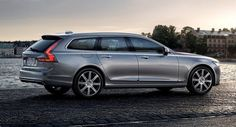 US-Spec 2018 Volvo V90 Estate To Debut In Detroit  Carscoops | Detroit Auto Show
