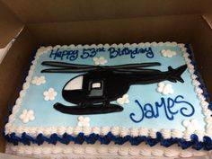 Helicopter - HomeStyle Bakery Antioch, TN