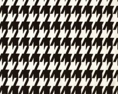 Fabric Yardage - Home Decor Fabric by the Yard - Premier Prints Large Houndstooth Black - Destash Fa White Curtains, Panel Curtains, Curtain Panels, Rotary Screen Printing, Black And White Fabric, Black White, Large Black, Houndstooth Fabric, Custom Cushions