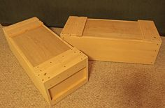 Japanese tool boxes
