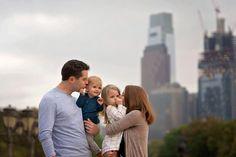Philadelphia Family Session by Kate Leigh Photographer