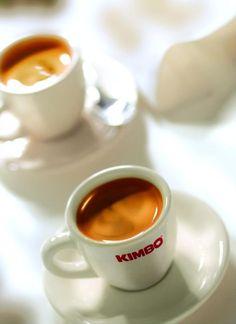 Espresso shots Kimbo