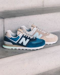 "official photos f4318 57dfc The Sneaker One on Instagram  ""NEW BALANCE 574 Ya disponibles en tienda y  online. Link in bio.  newbalance  nb574  color  tso"""